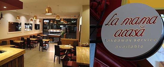 Food at La Mama Acasa an Eastern European Restaurant & Takeaway in Ilford
